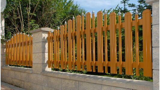 Milano alumínium kerítés
