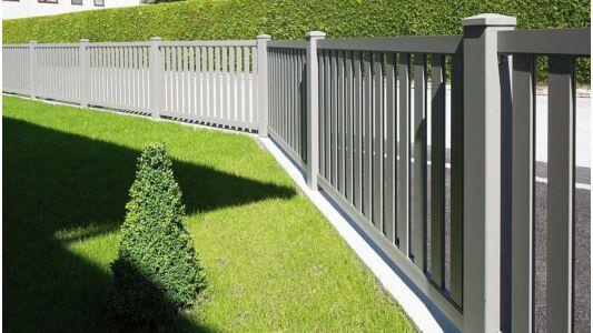Modena alumínium kerítés