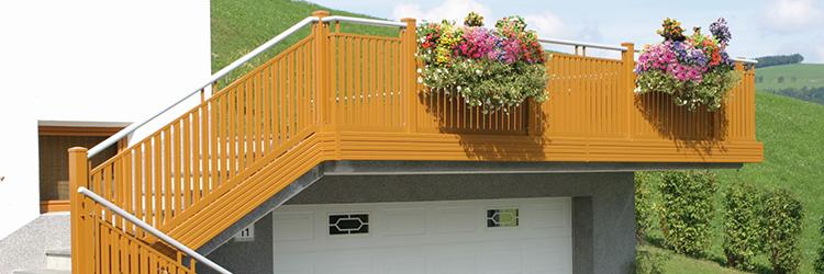 erkélykorlát minden otthonhoz megtalálja a megfelelőt